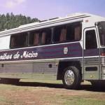 Nuevo Modelo de Autobus de Ornibus de Mexico